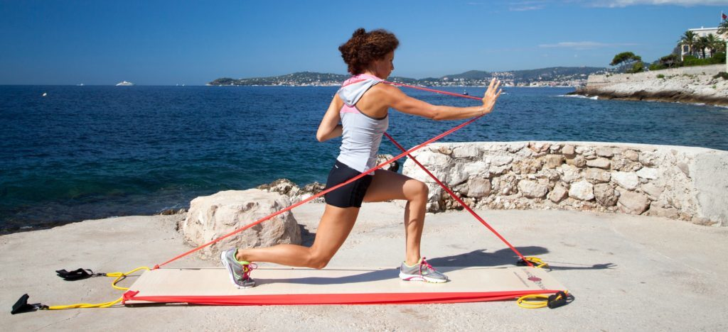 ダビンチボードのトレーニングイメージ